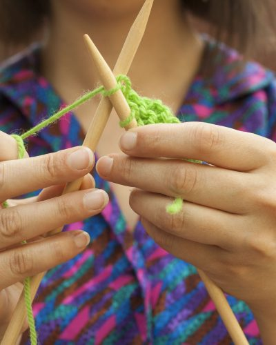 Learn to Knit March 12, 2017