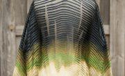 Dressori Satin Burnout Jacket Olive