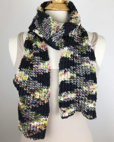 LaJollaZigZagScarf